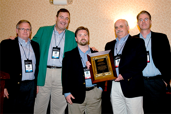 GDI Wins Vendor of the Year Award